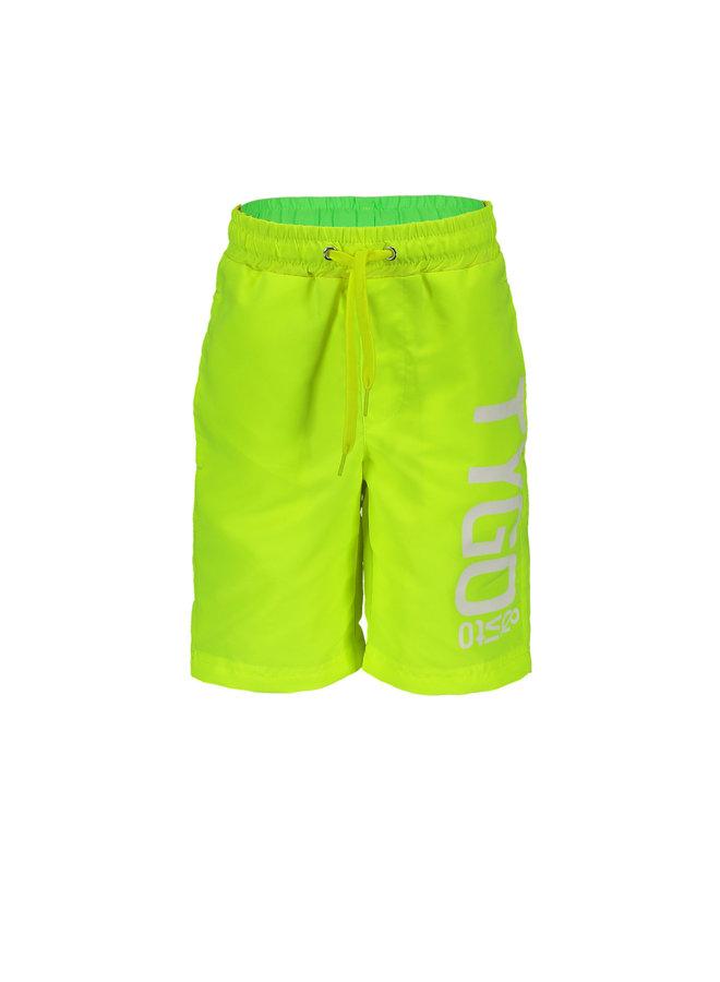 Tygo & vito - Neon Boardshort - Safety Yellow