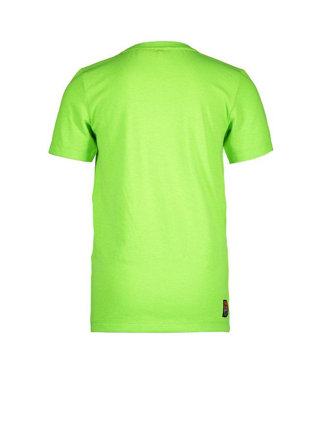 Tygo & vito - Neon Shirt Skate - Green Gecko