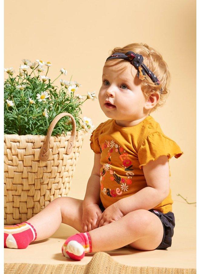Feetje - Sok Fuchsia - Whoopsie Daisy