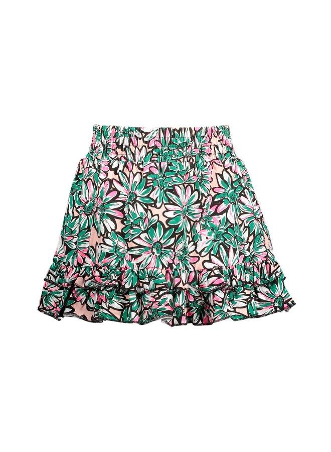 B.Nosy - Skirt With 2 Ruffles On Hem - Sunny AO