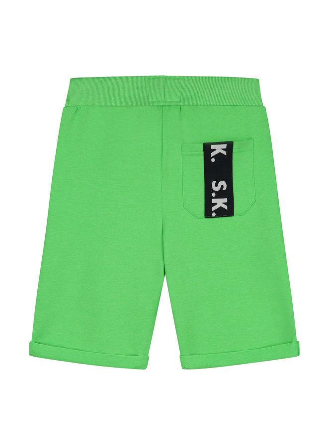 SKURK - Short Brage - Neon Green