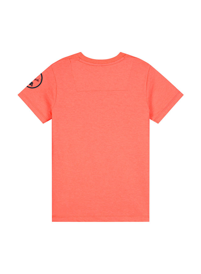 SKURK - Shirt Taha - Coral
