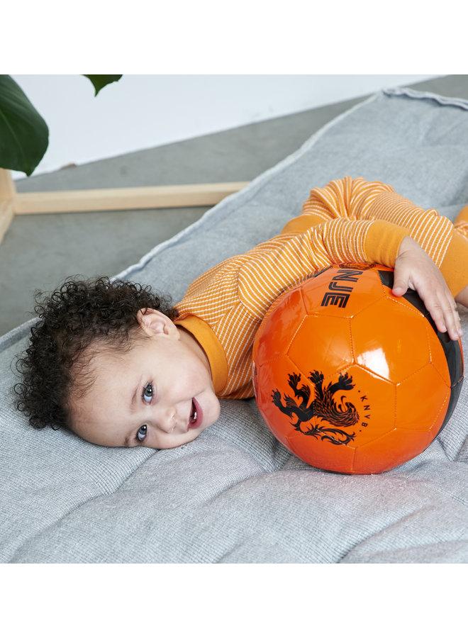 Feetje - Pyjama Wafel - Oranje