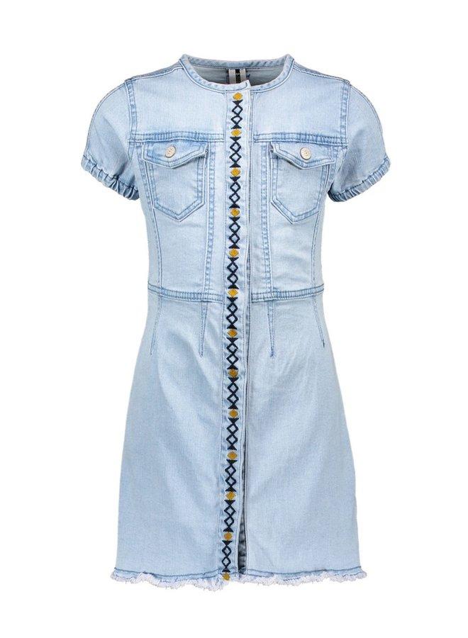 B.Nosy - Denim Dress - Curious Denim