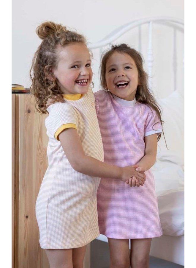 Feetje - Nachthemd Wafel - Roze