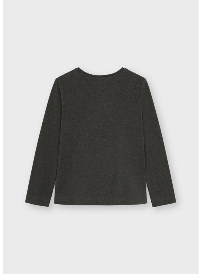 Mayoral - Longsleeve Basic Shirt - Bright Lea