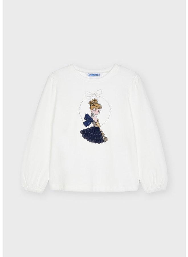 Mayoral - Longsleeve Shirt - Navy