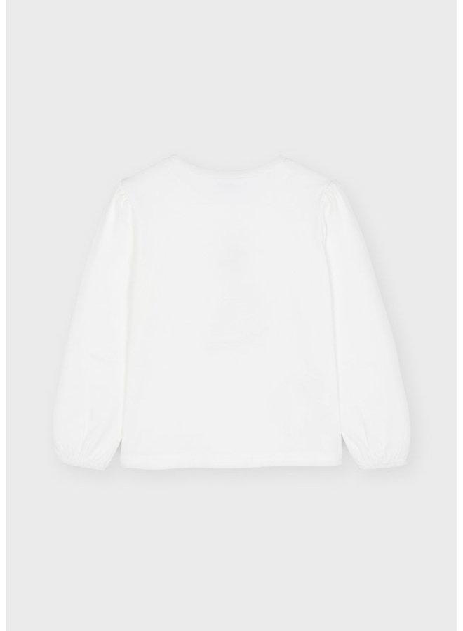 PRE-ORDER - Mayoral - Longsleeve Shirt - Blush