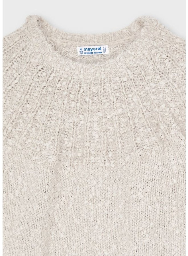 Mayoral - Sweater - Beige