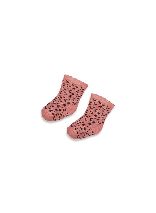 Feetje - Sok Terra Pink - Full Of Love