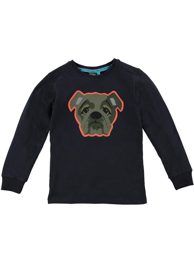 B'Chill - Shirt Denver - Navy