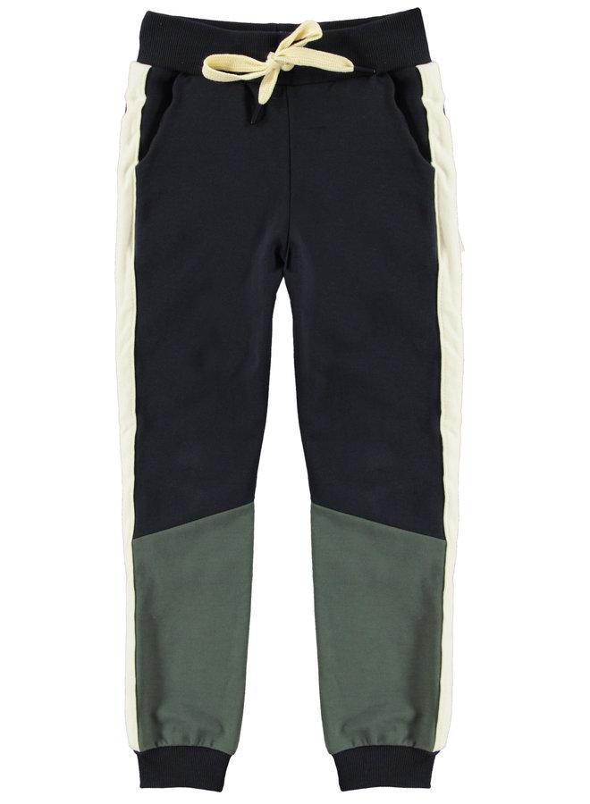 B'Chill - Trouser Adriaan - Navy