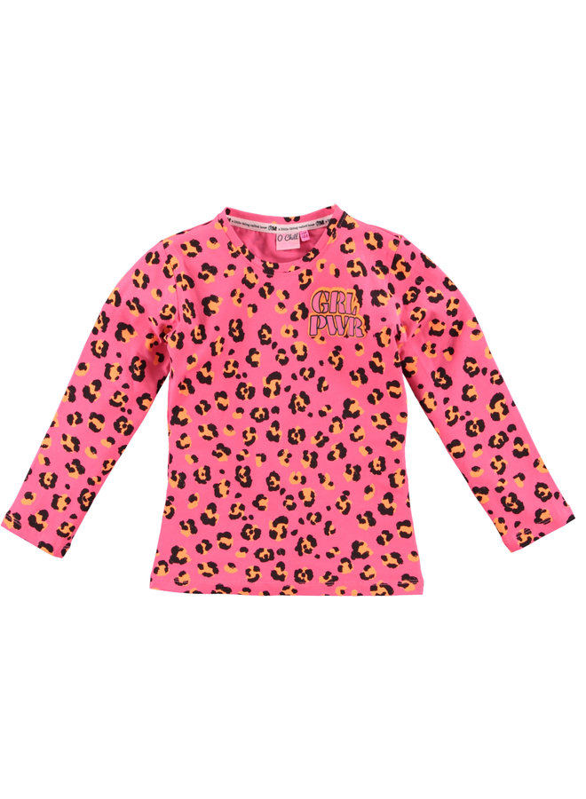 O'Chill - Shirt Amelie - Pink