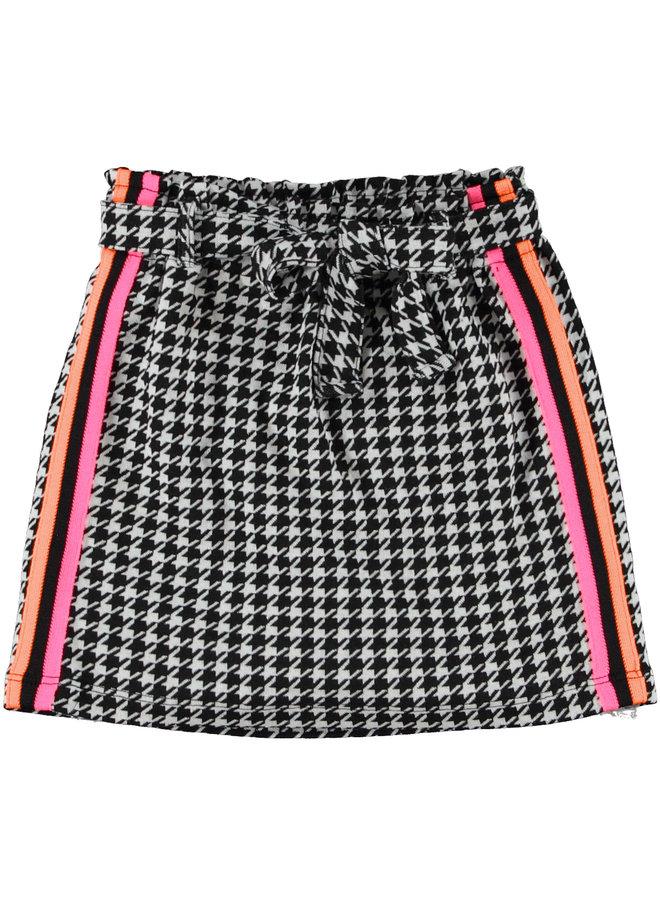 O'Chill - Skirt Giny - Black/White