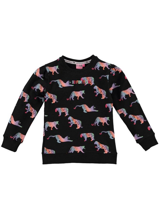 O'Chill - Sweater Kathy - Black