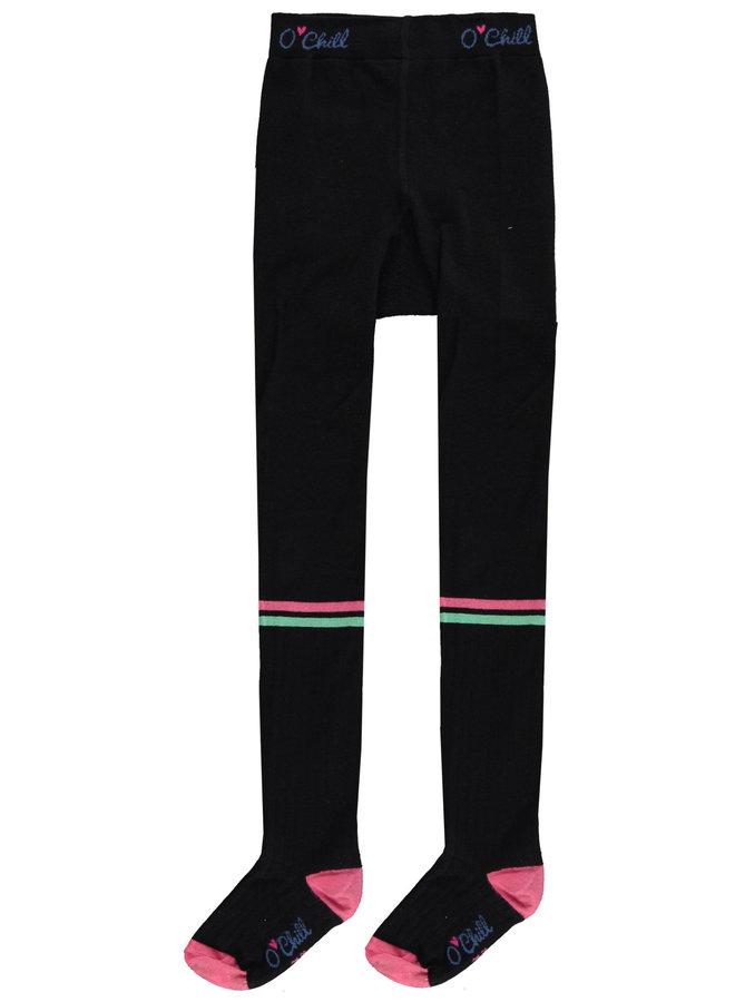 O'Chill - Maillot Black/Stripes