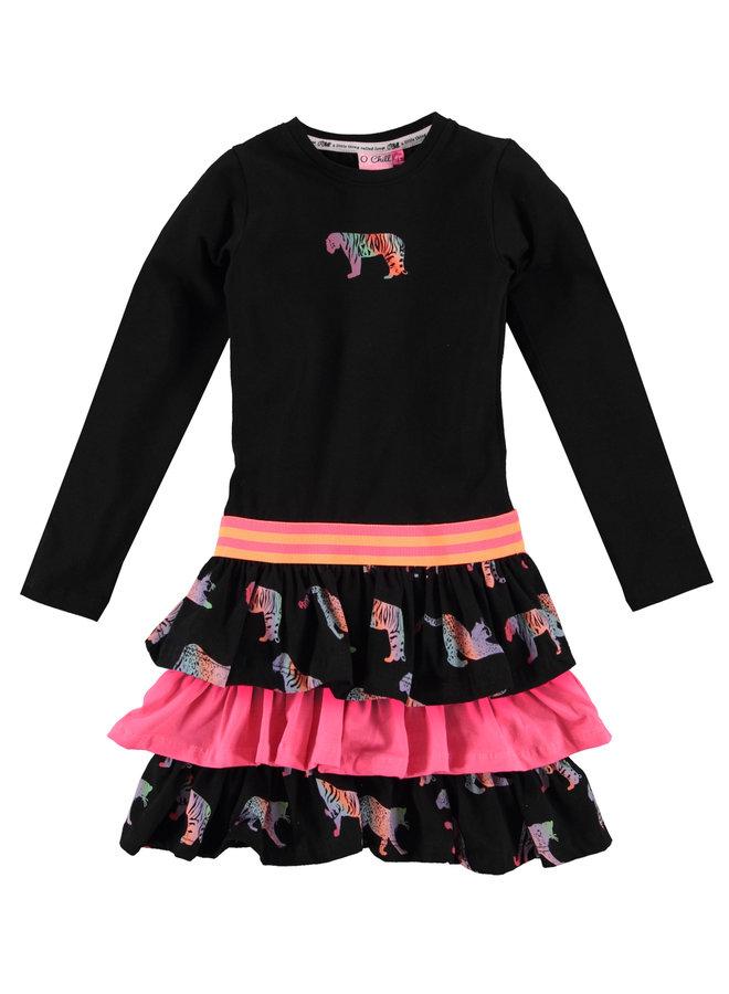 O'Chill - Dress Lotte - Multicolor
