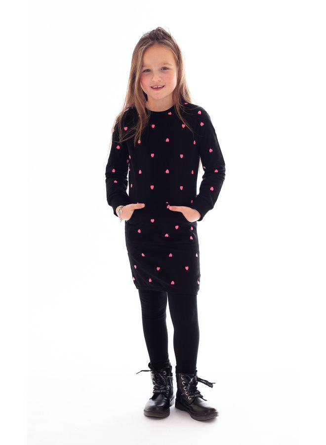 O'Chill - Dress Daphne - Black