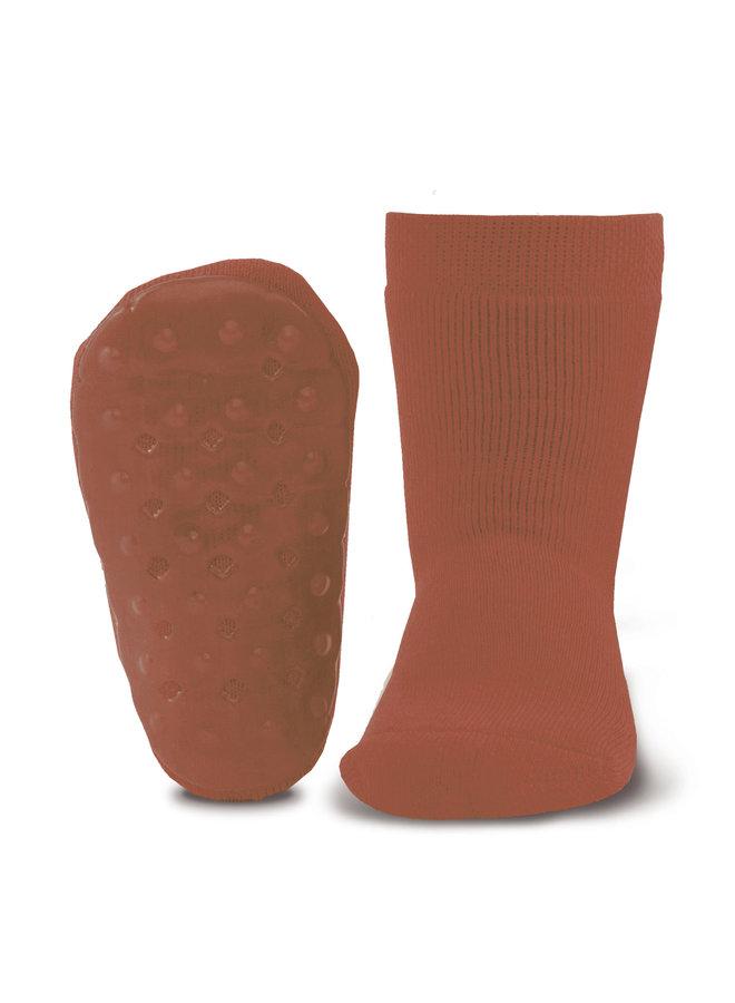 Ewers - Antislip Sokken Koper