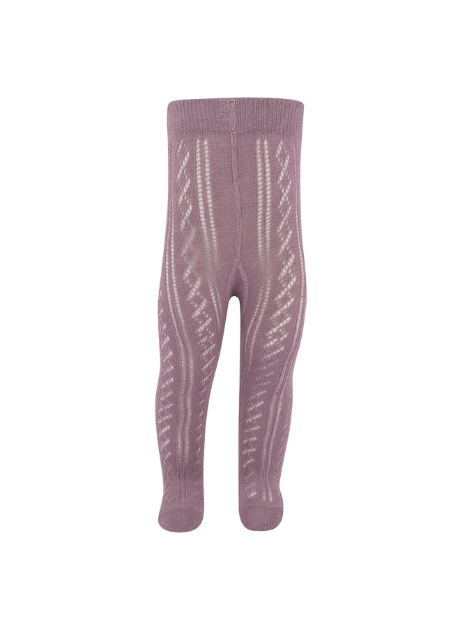 Ewers - Baby Maillot Motief Dusty Roze