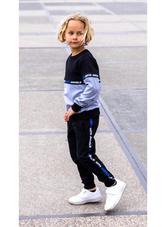 B'Chill - Trouser Yves - Black