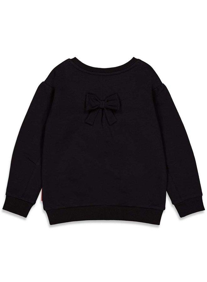 Jubel - Sweater Zwart - Forever Wild