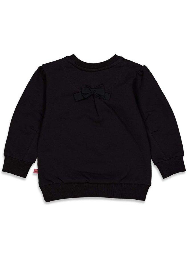 Feetje - Sweater Zwart - Forever Wild