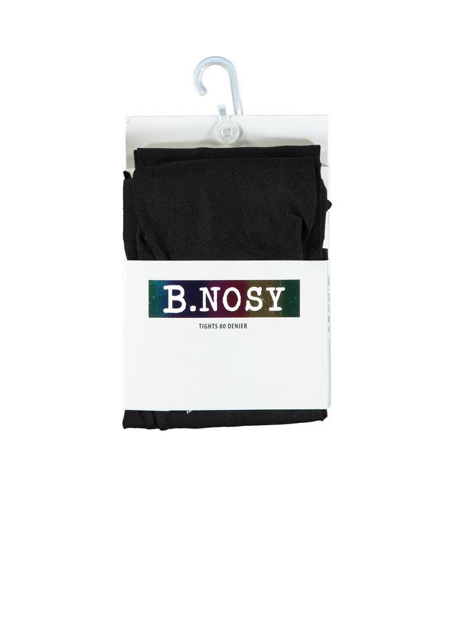B.Nosy - 2 Pair Thights 80 Denier - Black