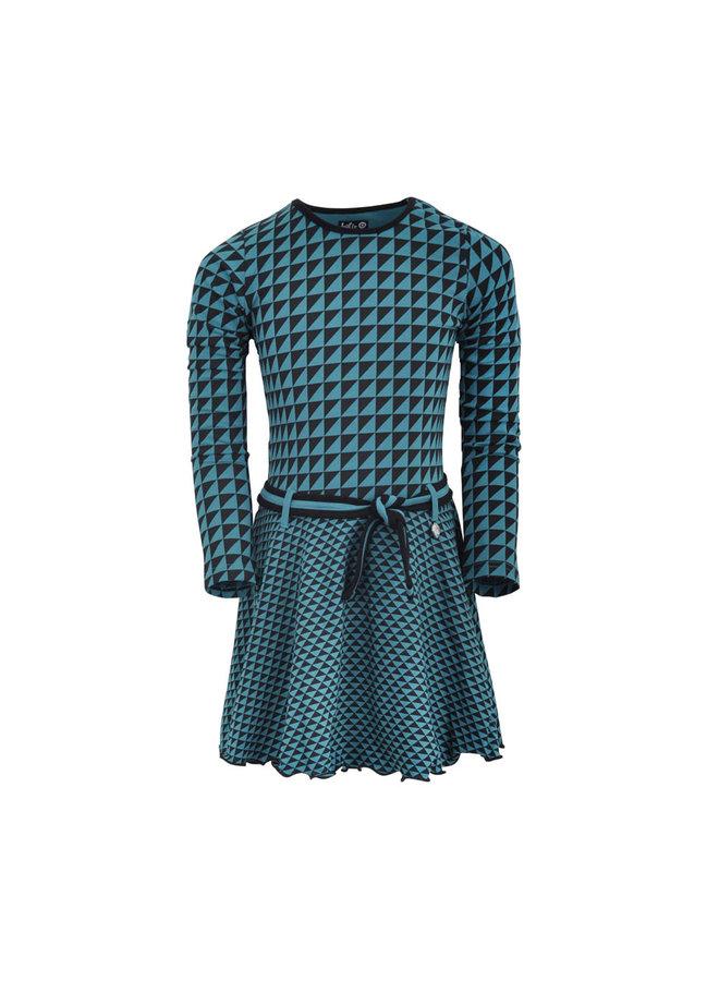 LoFff - Loffely Dress Liv - Green
