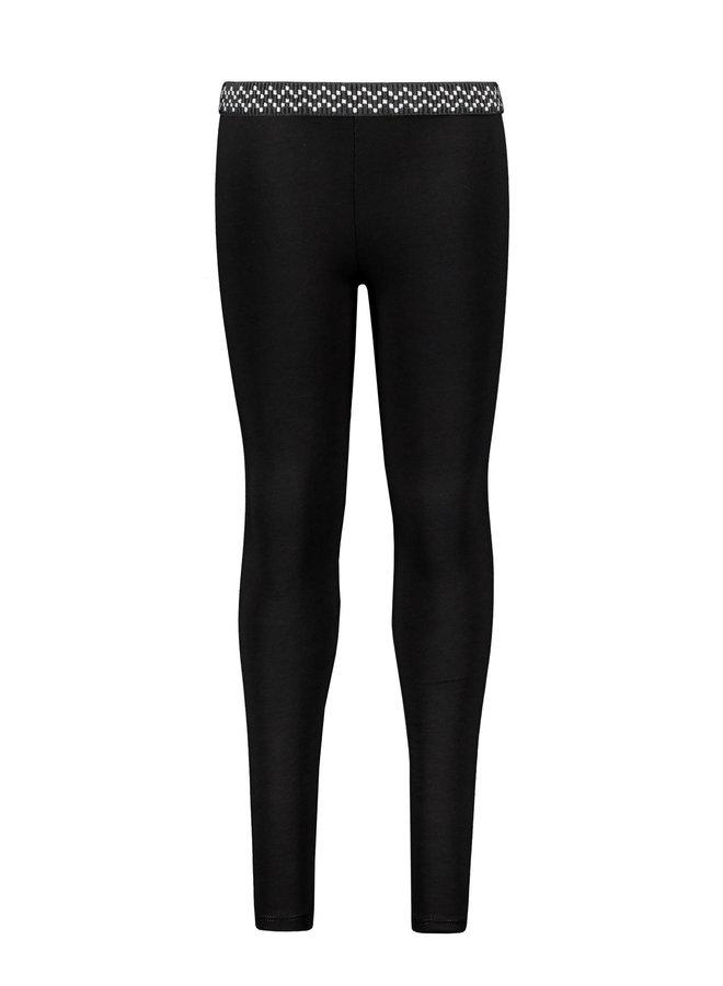 Like Flo - Jersey Legging - Black