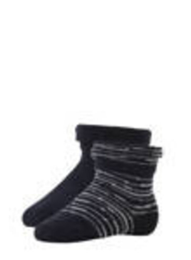 BESS-2x Sokken - Blauw