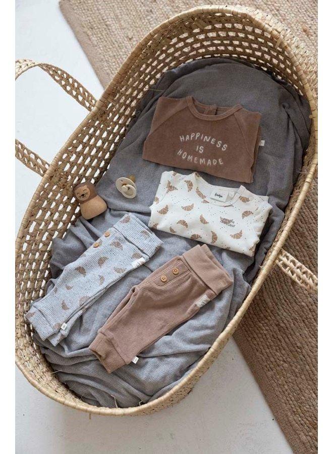 Feetje - Sweater Zand - Little Croissant