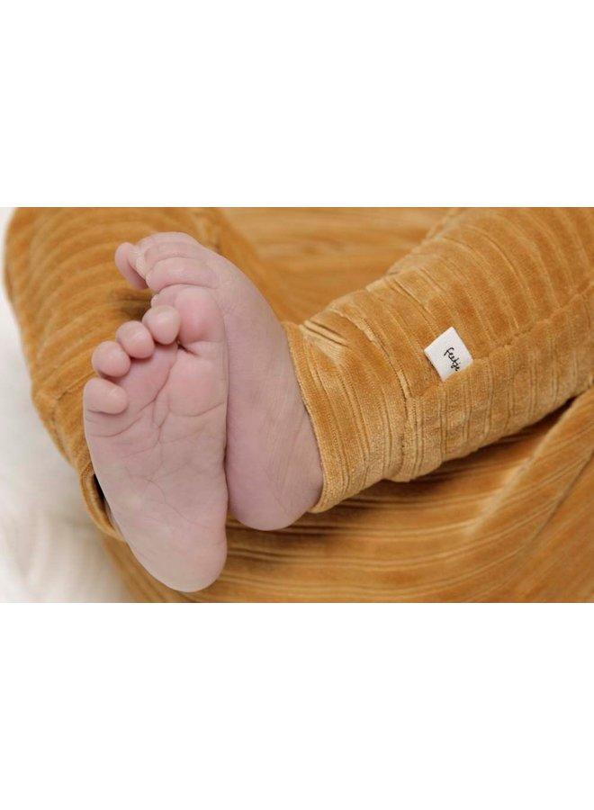Feetje - Broek Okergeel - Feetje Magic