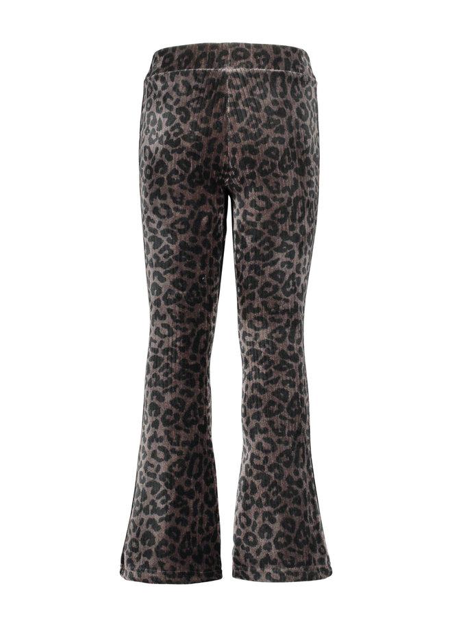 B.Nosy - Velvet Flair Pants - Power Denim
