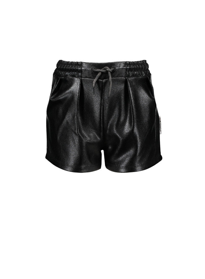 B.Nosy - Shorty With Full Elasticated Waistband - Black