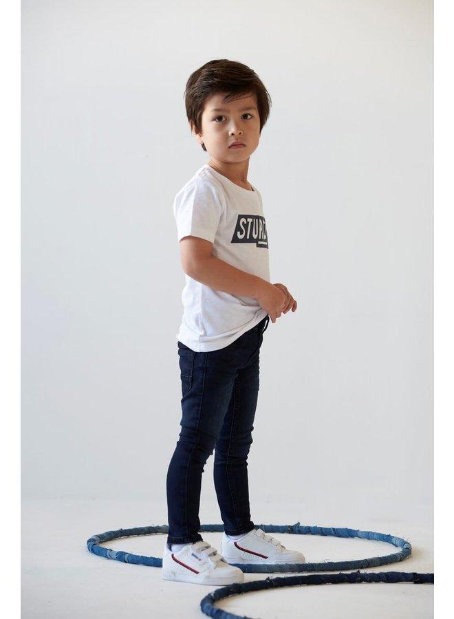 Sturdy - Slim Fit Jeans Donkerblauw - Sturdy Denim