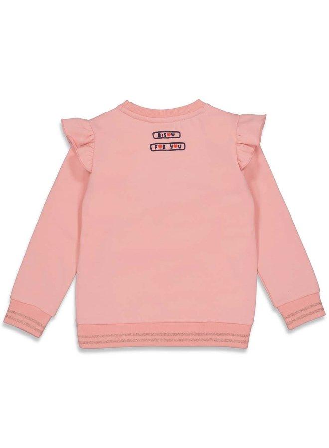 Jubel - Sweater Roze - Club Amour