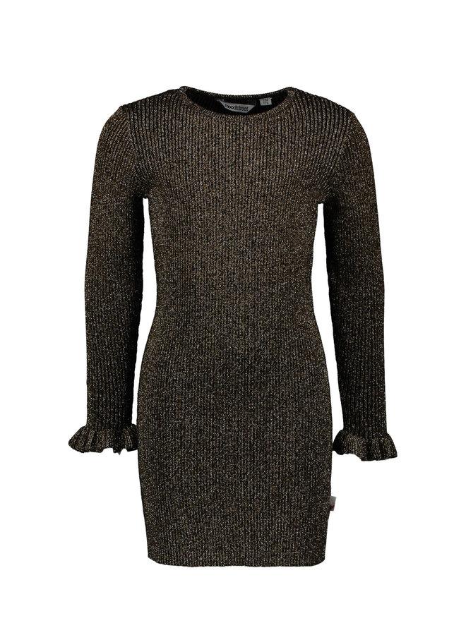 Moodstreet - Knitted Dress - Black