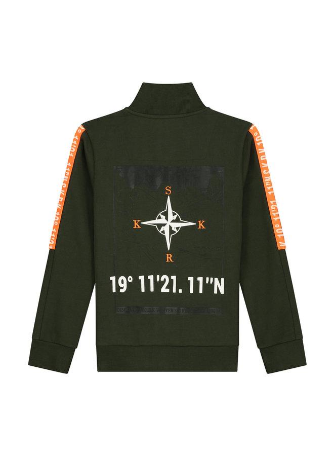 Skurk - Vest Vincent - Army