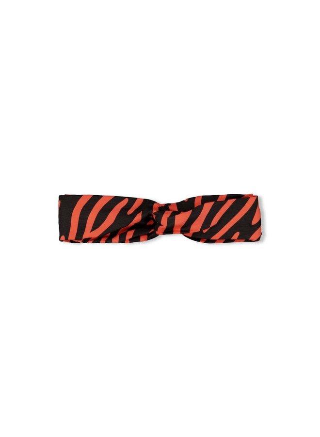 PRE-ORDER - Jubel - Haarband Zwart - Blushing Zebra