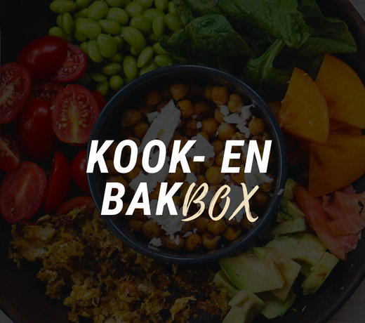 Kook- en Bakbox