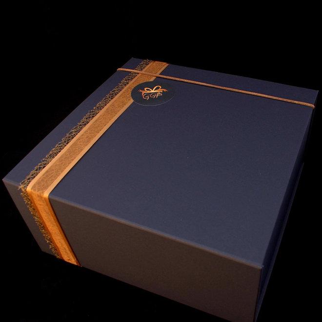 Giftbox Heren Blue & Green
