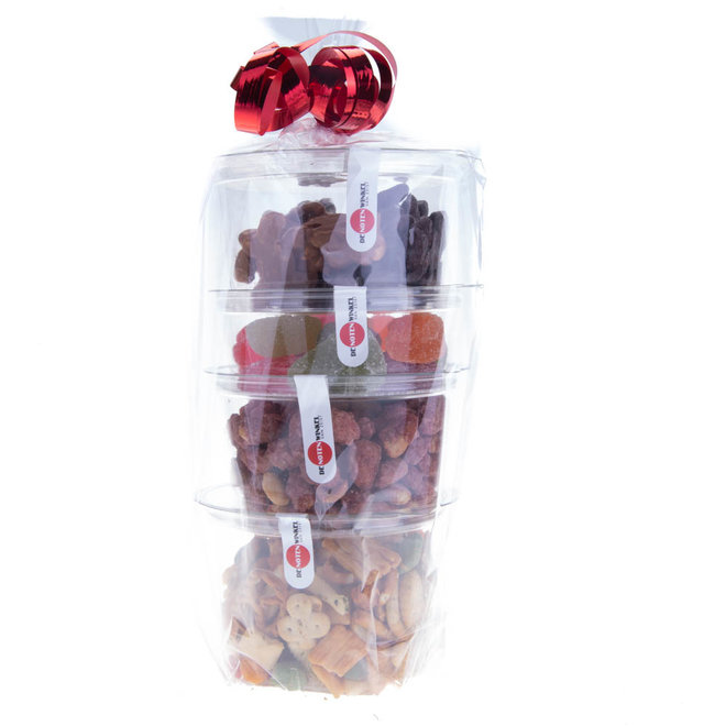 Snack box - 4 cups