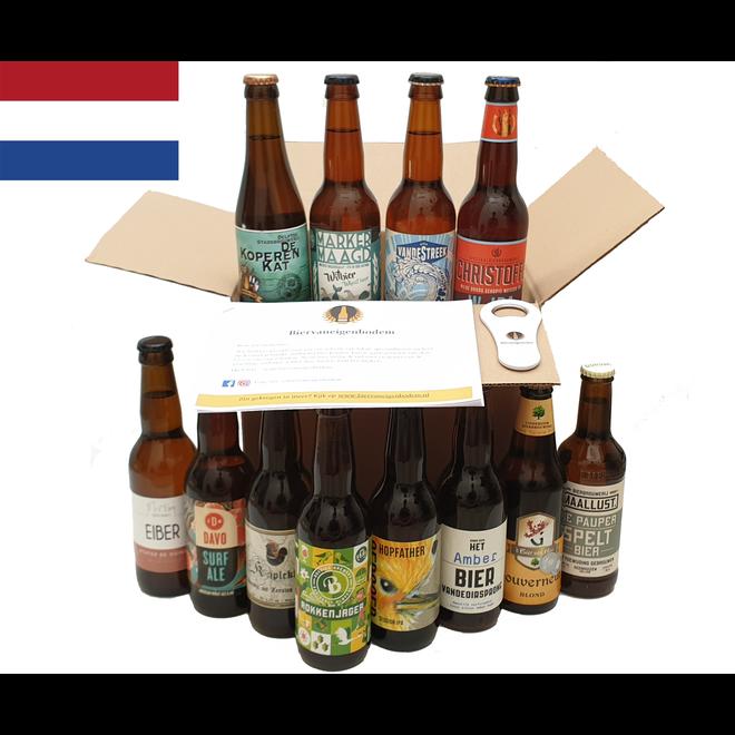 Bierpakket 12 streekbieren Nederland