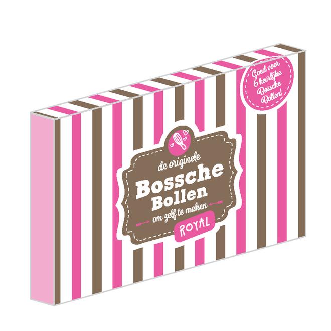 Bossche bollen - Doe-Het-Zelf Pakket