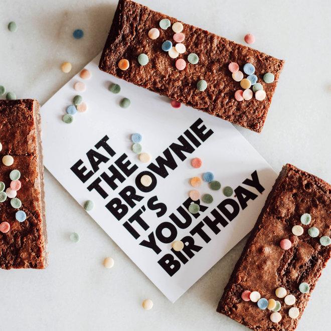 Feest Brownie
