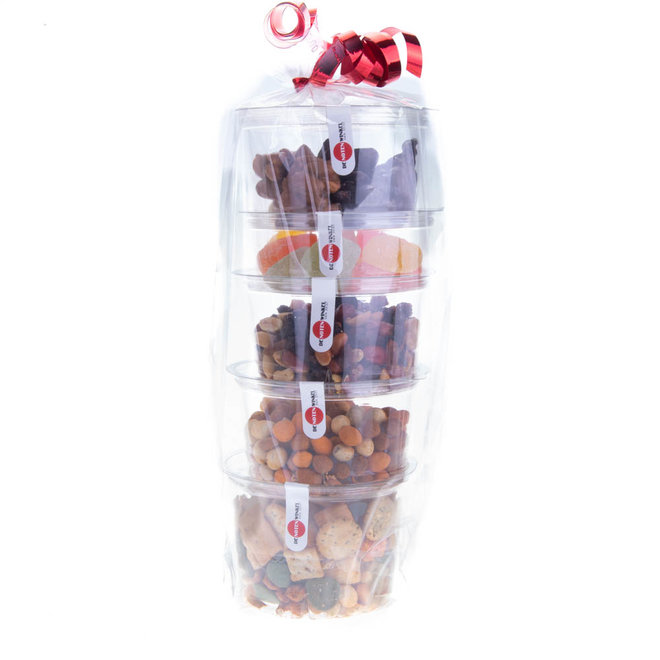 Snack box - 5 cups