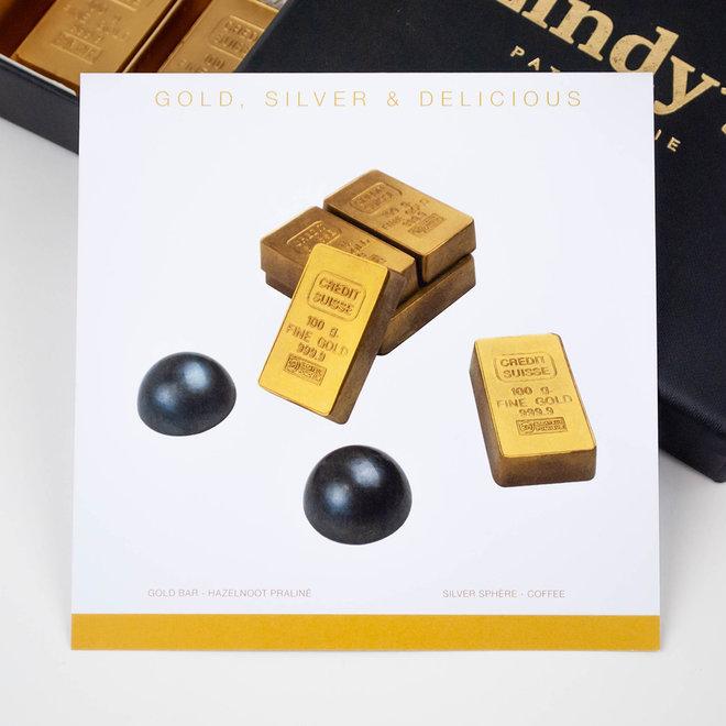Gold, Silver & Delicious Bonbons