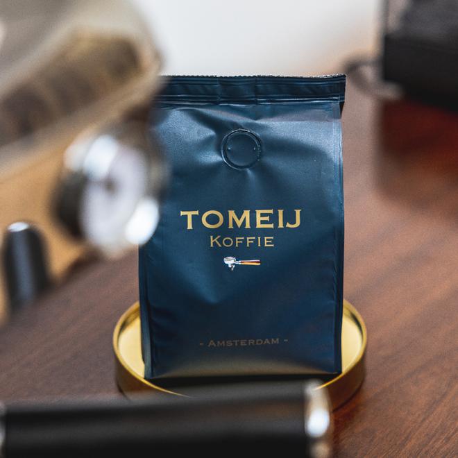 Tomeij Koffie - Proefpakket (3x 250 gram koffiebonen)