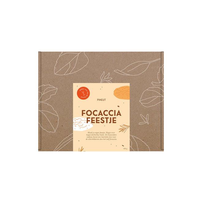 'Focaccia ' Brievenbus Cadeau